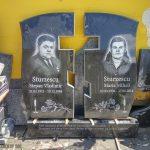 monumente funerare chisinau, monument dublu, памятники для двоих, двойной памятник кишинев, памятник купить кишинев